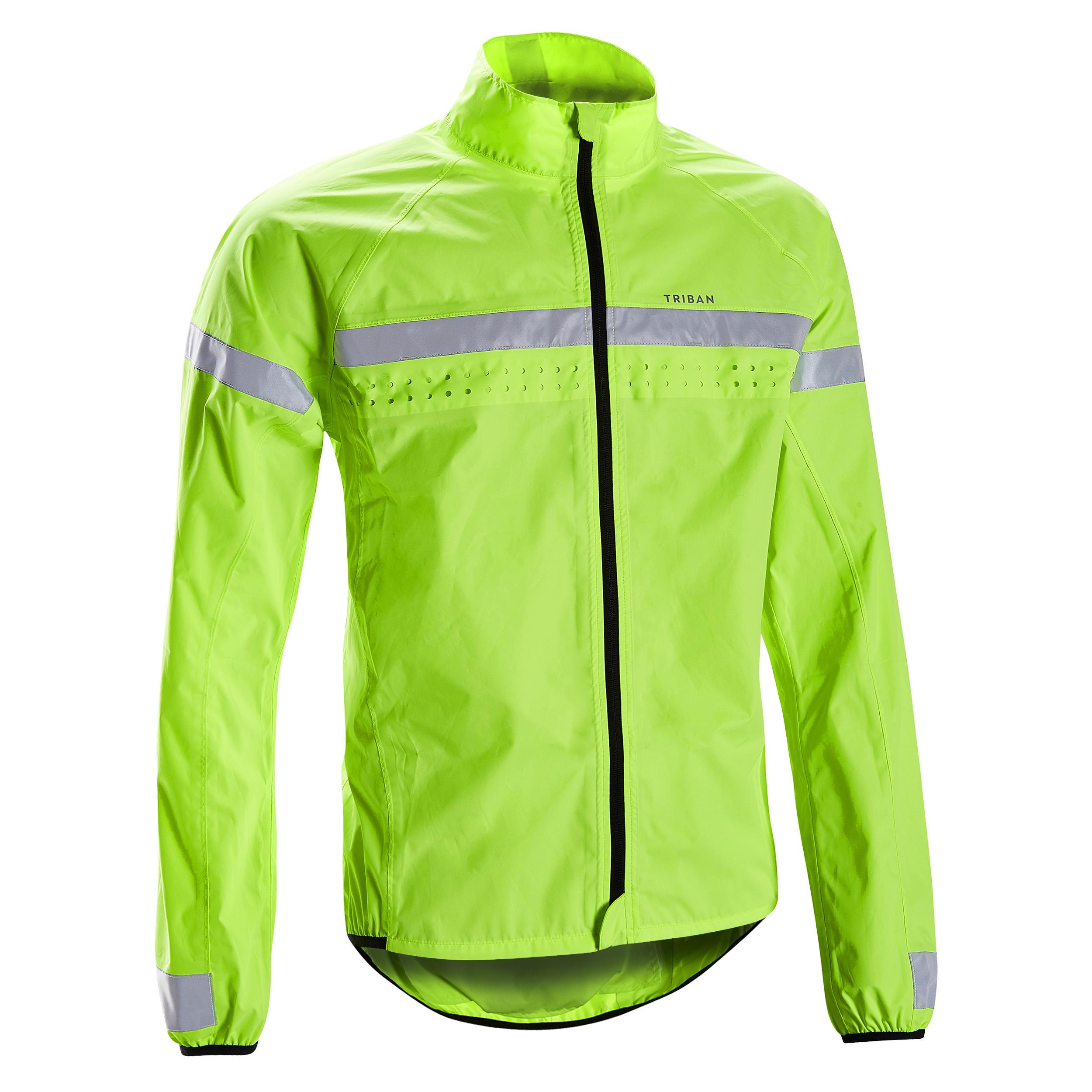 Jachetă Protecție ploaie RC500