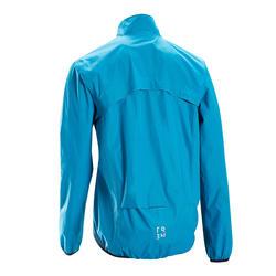 Men's Rain Jacket RC100 - Blue