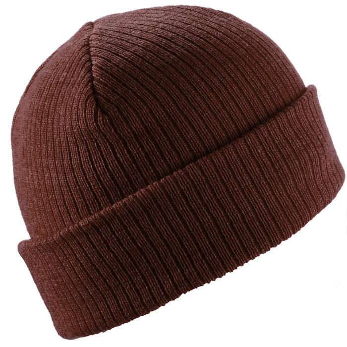 BONNET DE SKI ADULTE FISHERMAN BORDEAUX