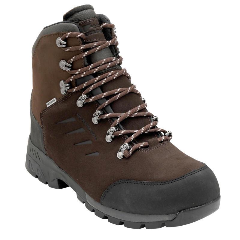 Chaussures Chasse Imperméables renfort marron RENFORT 520