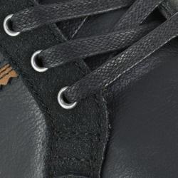 Herensneakers Ottawa zwart/bruin - 176534