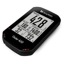 COMPTEUR GPS VÉLO BRYTON RIDER 420