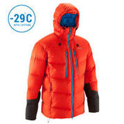 Men's Mountaineering Down Jacket - Makalu Red