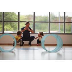 Calças de Ginástica para Bebés Regular Básicas Criança Azul Marinho