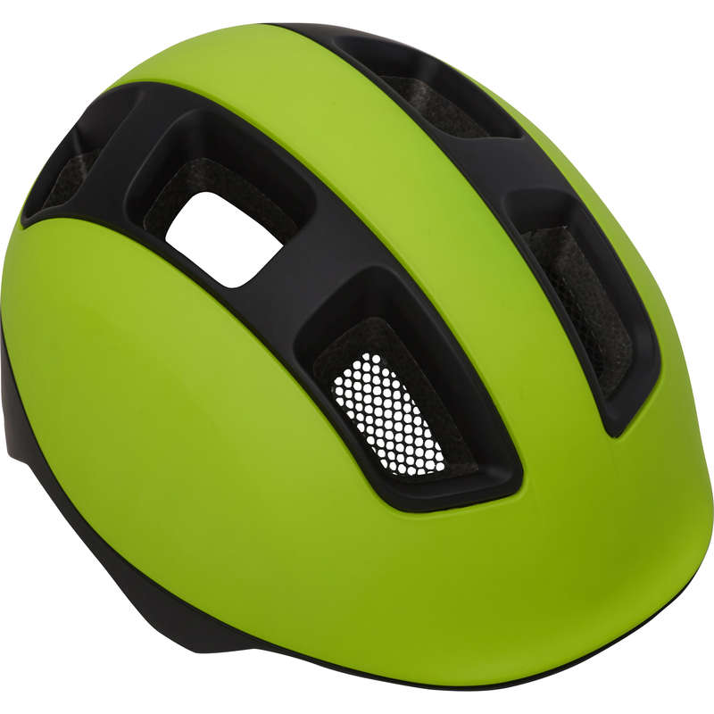 URBAN / INTERMODAL HELMET Cycling - 540 City Cycling Helmet Yellow B'TWIN - Bike Helmets