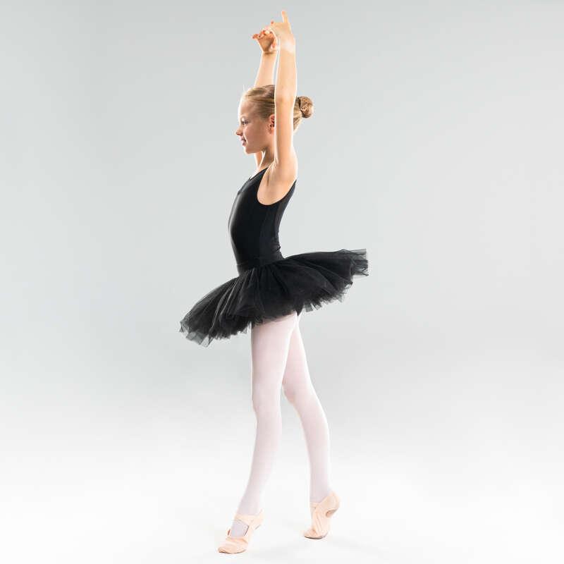 BODY-URI, ÎMBRĂCĂMINTE DANS CLASIC FETE Imbracaminte - Tutu platou balet STAREVER - Imbracaminte