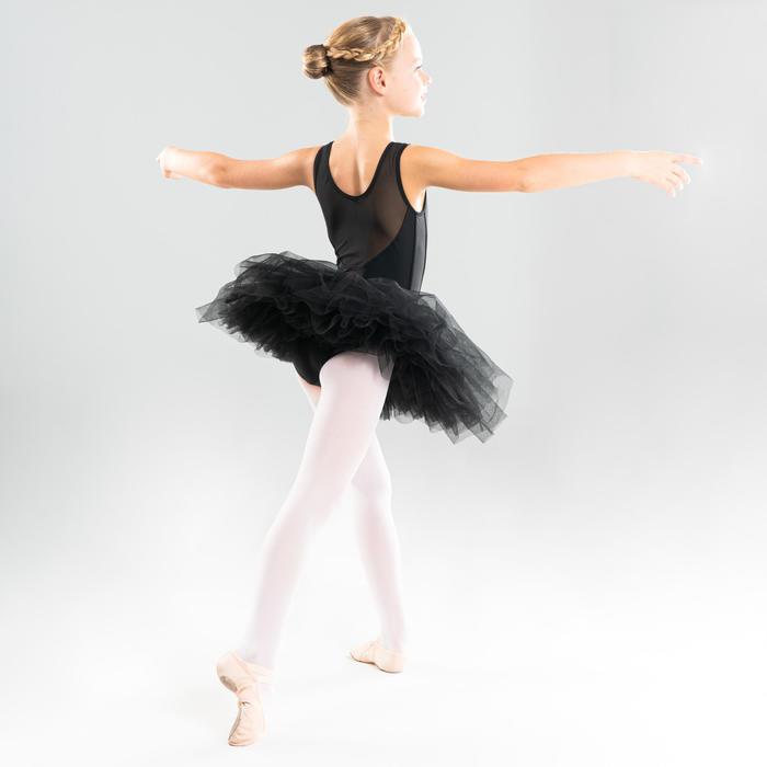 Tutu plateau danse classique noir fille