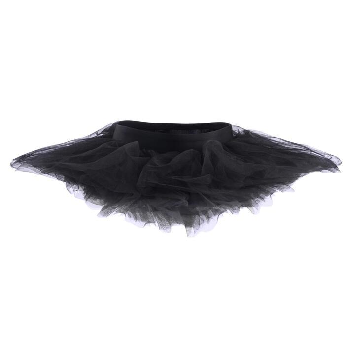 Tutu rokje voor ballet meisjes zwart