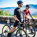 ROUPA BICI ESTR TEMPO QUENTE H Equipamento Ciclismo - Camisola Racer Preto VAN RYSEL - Equipamento Ciclismo