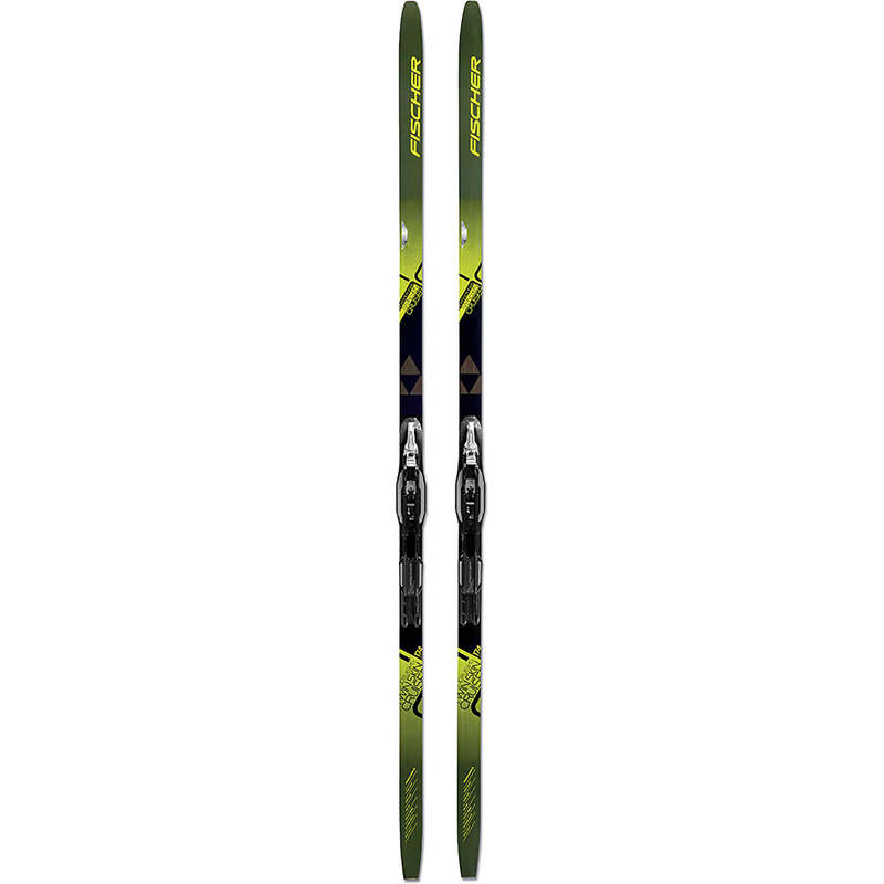 CLASSIC CROSS COUNTRY SKI Cross-Country Skiing - Ski Twin Skin Cruiser Fischer FISCHER - Cross-Country Skiing