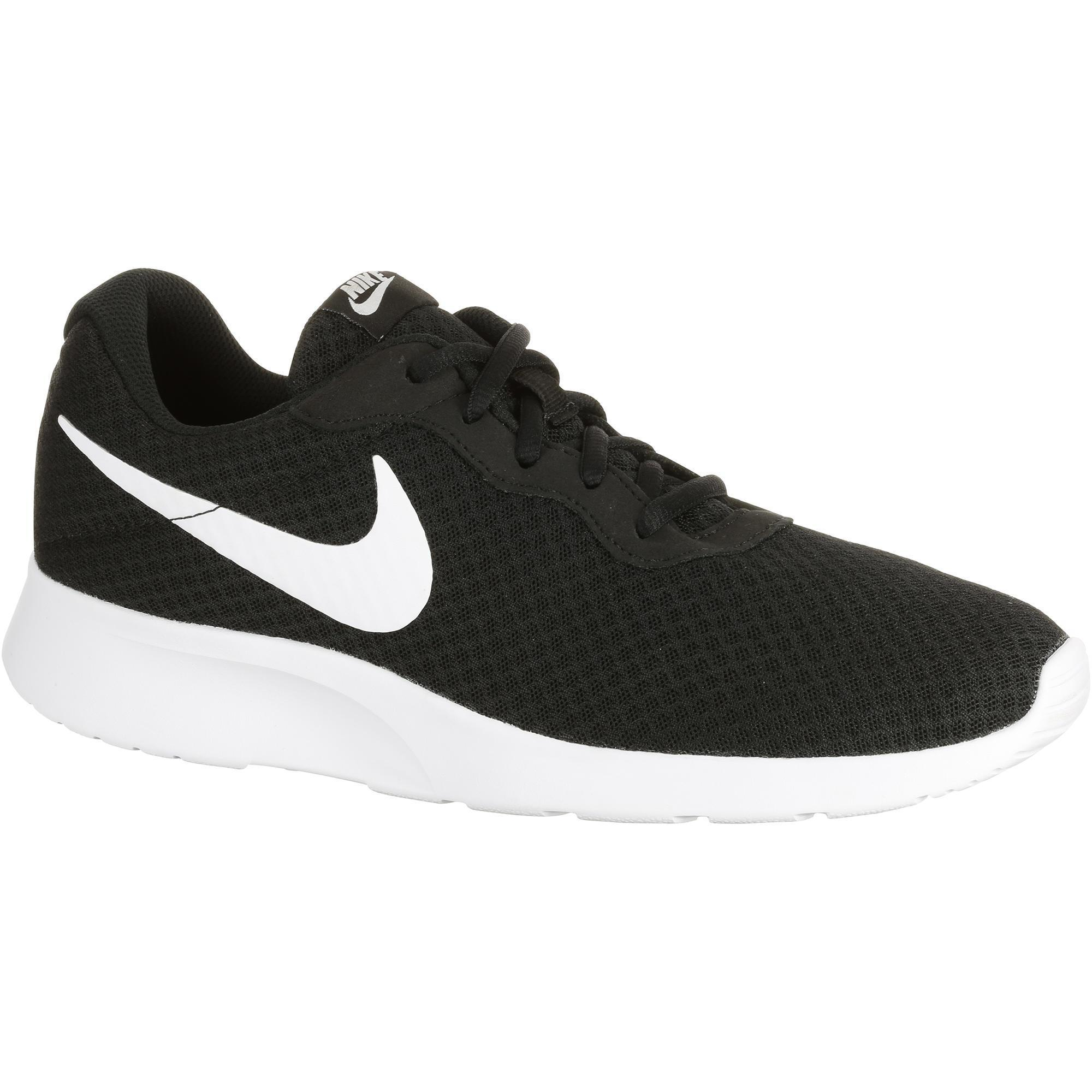 brand new fe1de aa6ca Zapatillas de marcha deportiva para hombre Tanjun negro   blanco Nike    Decathlon