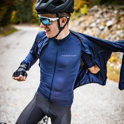Cuissard Vélo Route VAN RYSEL Racer Bleu