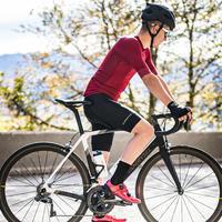 Road Cycling Bib Shorts Racer