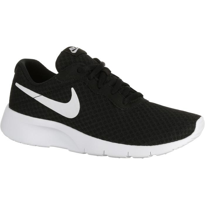 professionnel de la vente à chaud super pas cher plutôt sympa Chaussures marche sportive enfant Tanjun noir / blanc