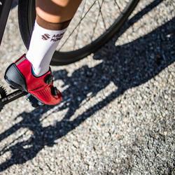Chaussures de vélo cyclo-sport VAN RYSEL ROSSO