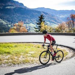 Fahrradschuhe Rennrad RR 900 rot