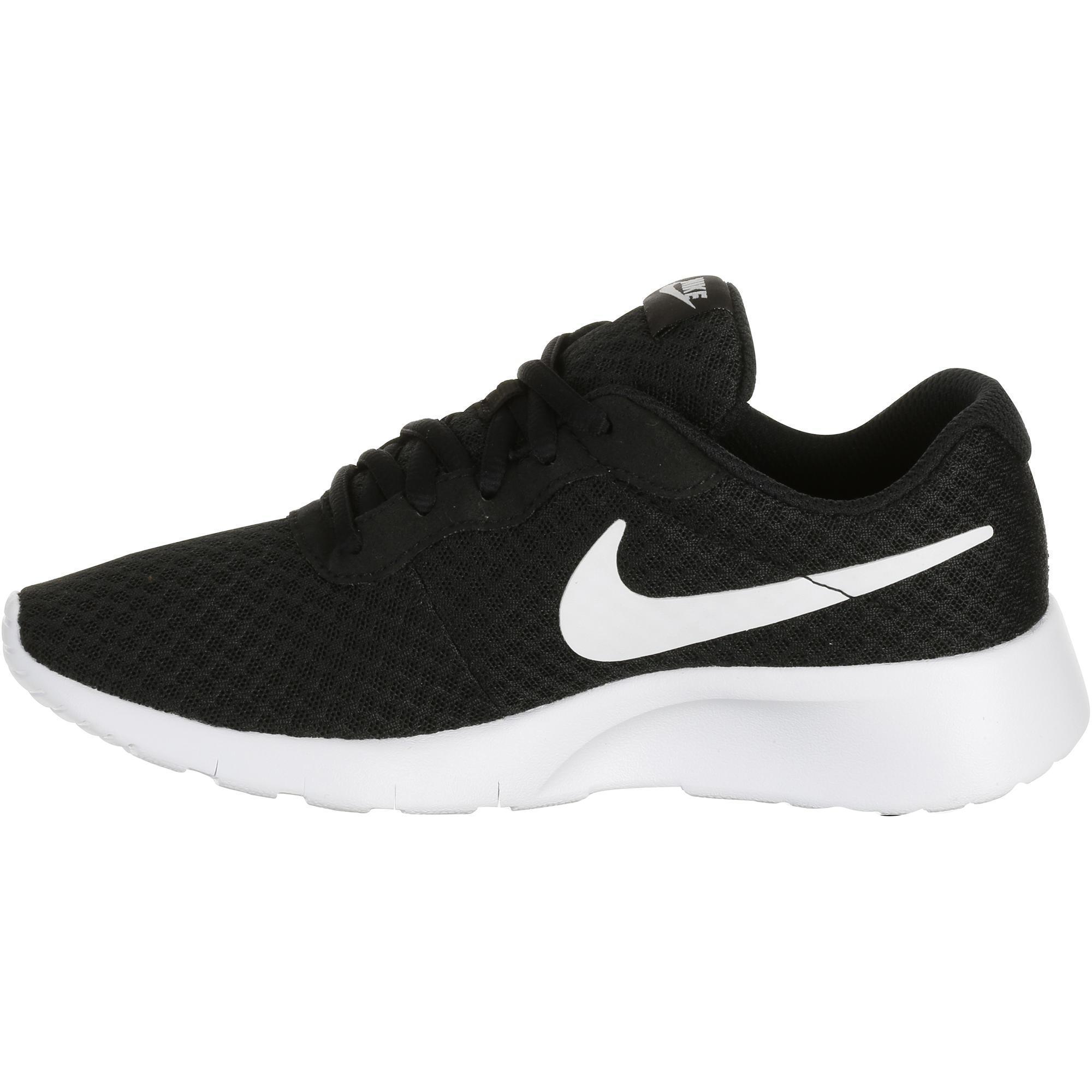 low priced 1e5c7 5a0c7 Decathlon Enfant Nike Blanc Chaussures Noir Marche Sportive Tanjun ATqAxXaw