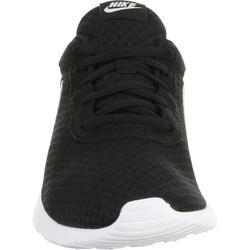 Kindersneakers voor sportief wandelen Tanjun zwart / wit