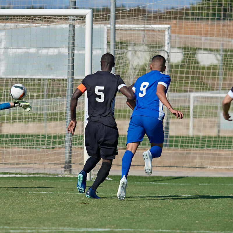 Football: how to become a goal machine