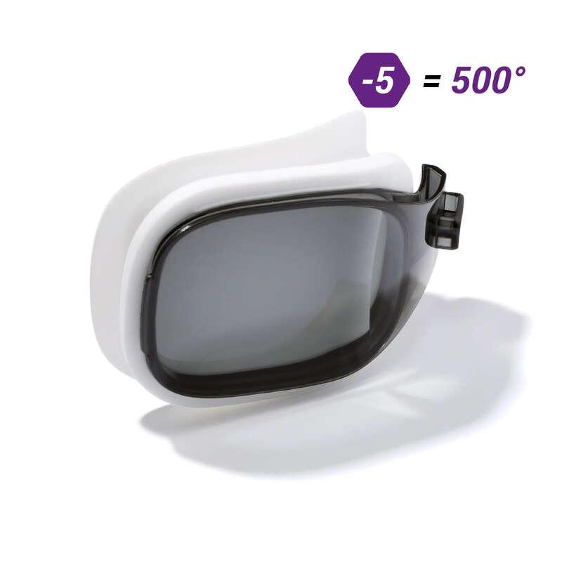 OCCHIALINI E MASCHERE NUOTO Sport in piscina - Lente protettiva occhialini SELFIT bambino -5 NABAIJI - Accessori e Materiale Nuoto