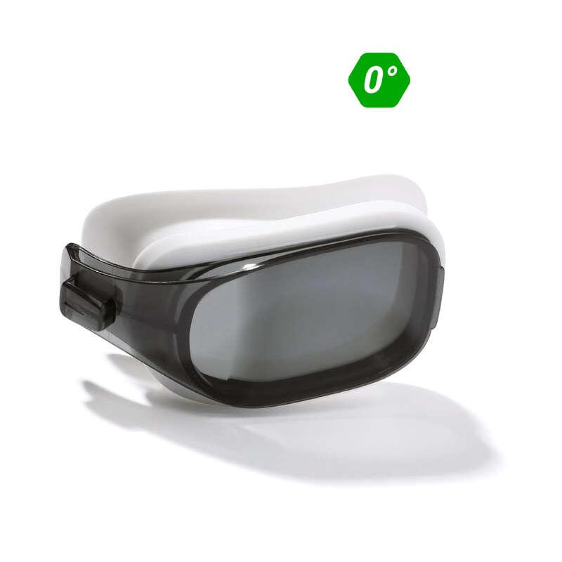 Úszószemüveg Úszás, uszodai sportok - Optikai lencse 0, Selfit, L-es NABAIJI - Nyíltvízi úszás