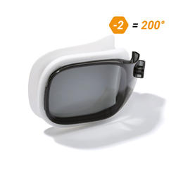Cristal Gafas Natación Nabaiji 500 2 Antivaho Talla S
