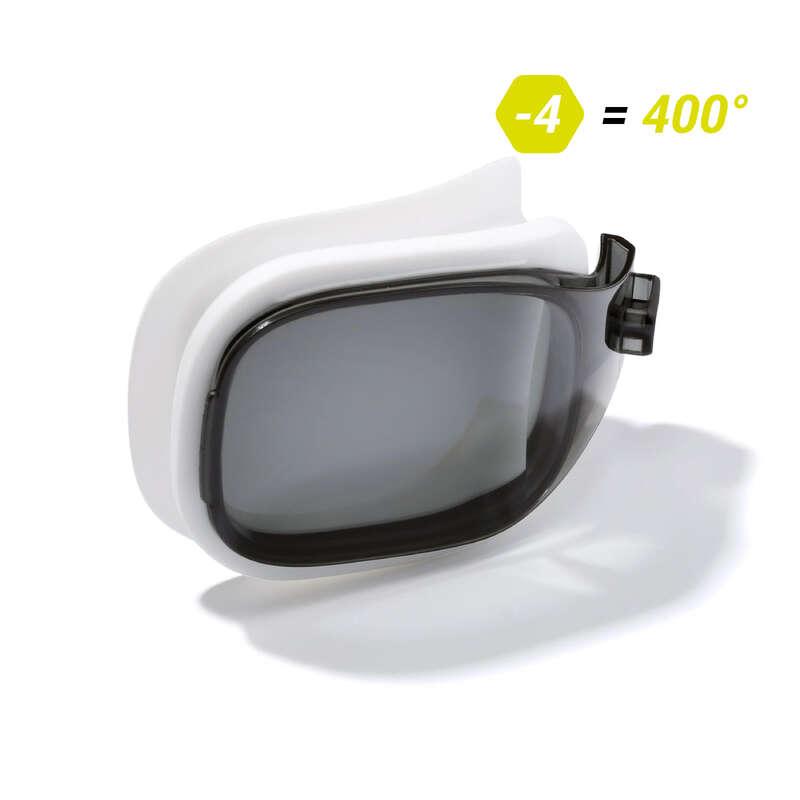 OCCHIALINI E MASCHERE NUOTO Sport in piscina - Lente protettiva occhialini SELFIT bambino -4 NABAIJI - Accessori e Materiale Nuoto