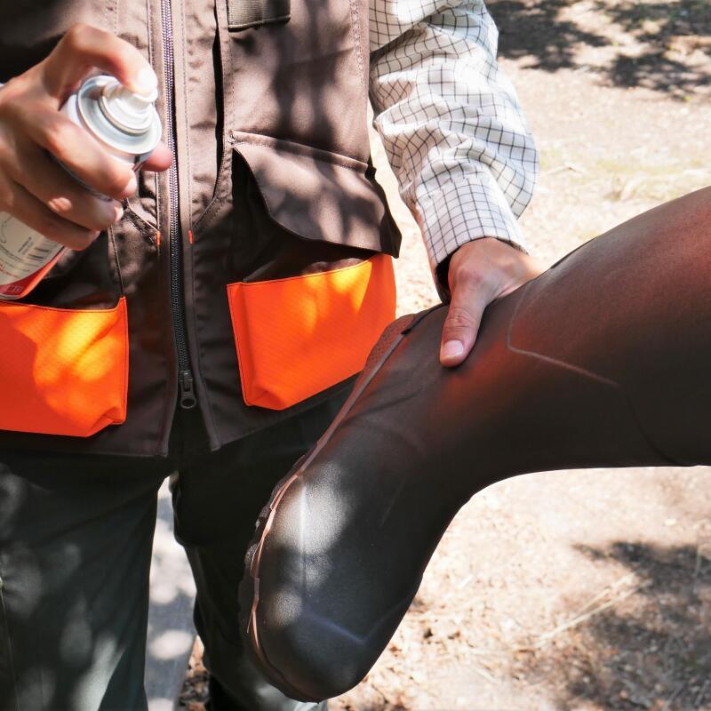 Comment garantir la durée de vie de ses bottes de chasse
