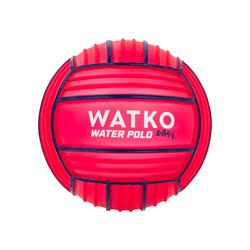 Wasserball klein Schwimmbad rot