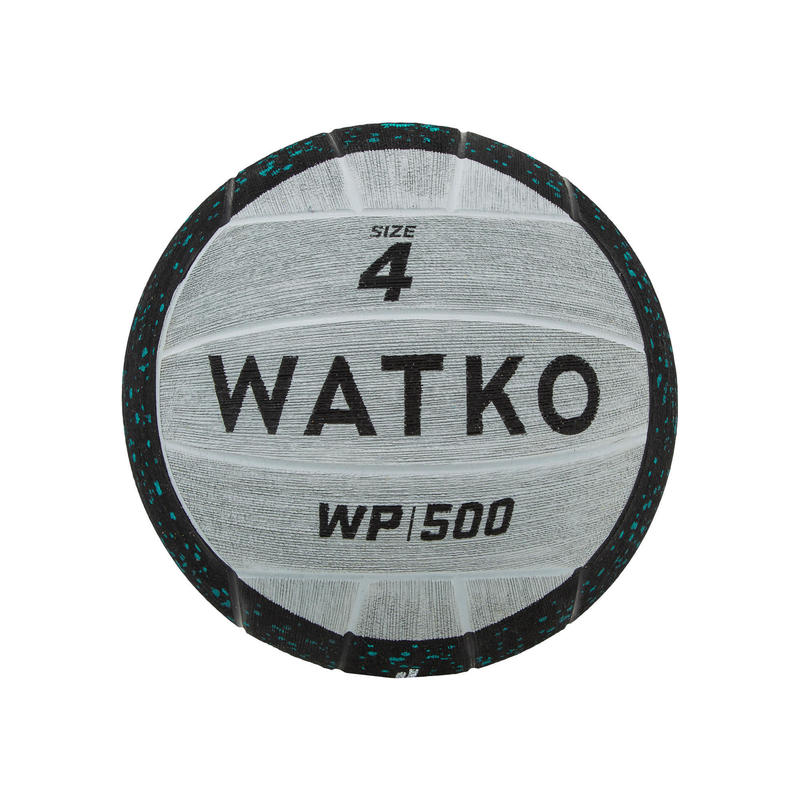 WATER POLO WP500 WEIGHTED BALL 800 g SIZE 4