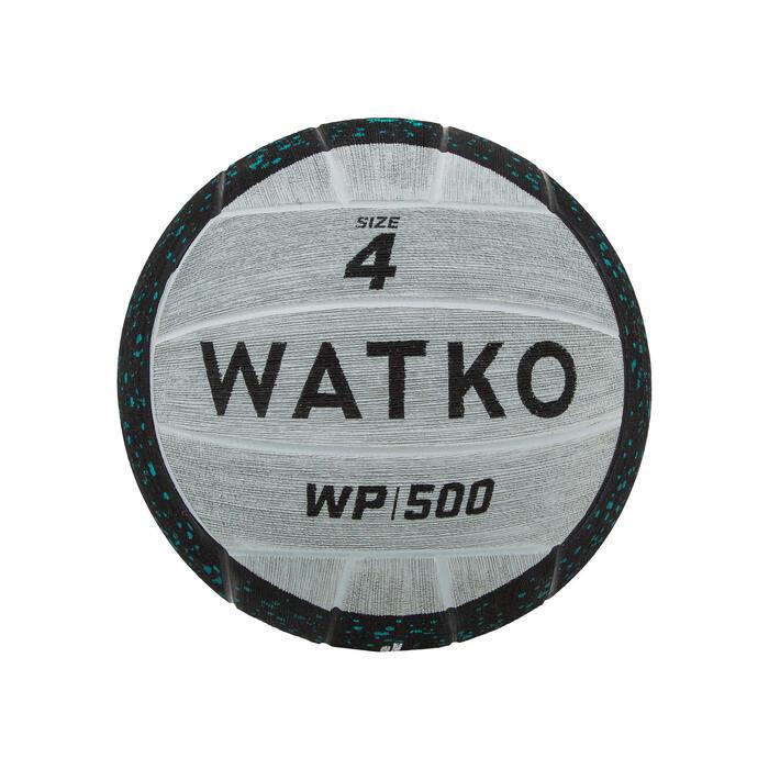 Verzwaarde waterpolobal WP500 800 g maat 4