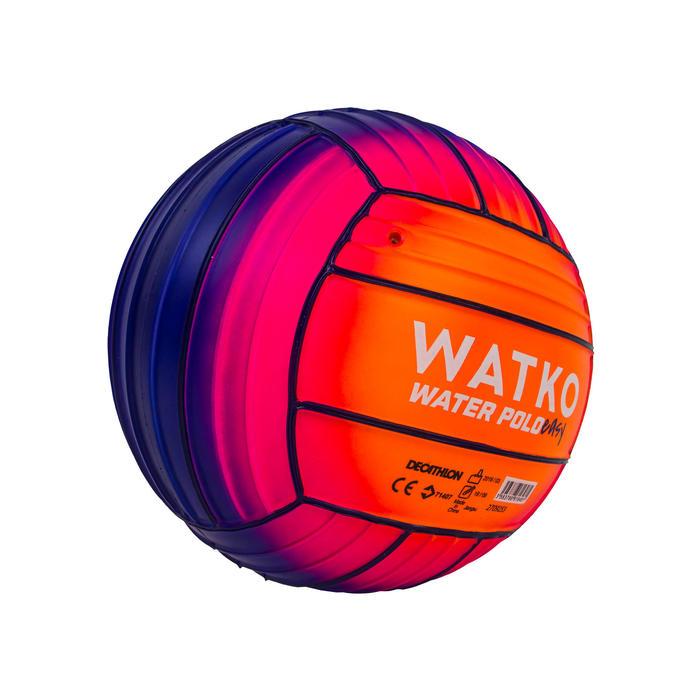 Großer Wasserball orange