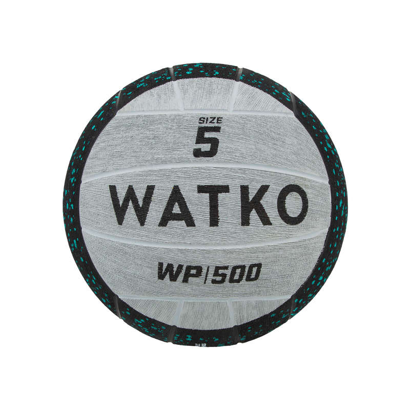 INTERMEDIATE EQUIPEMENT Water Polo - WEIGHTED BALL 1KG SIZE 4 WATKO - Water polo Equipment