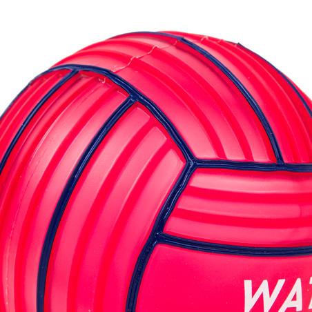 Balón Pequeño Alberca Adherente Rojo