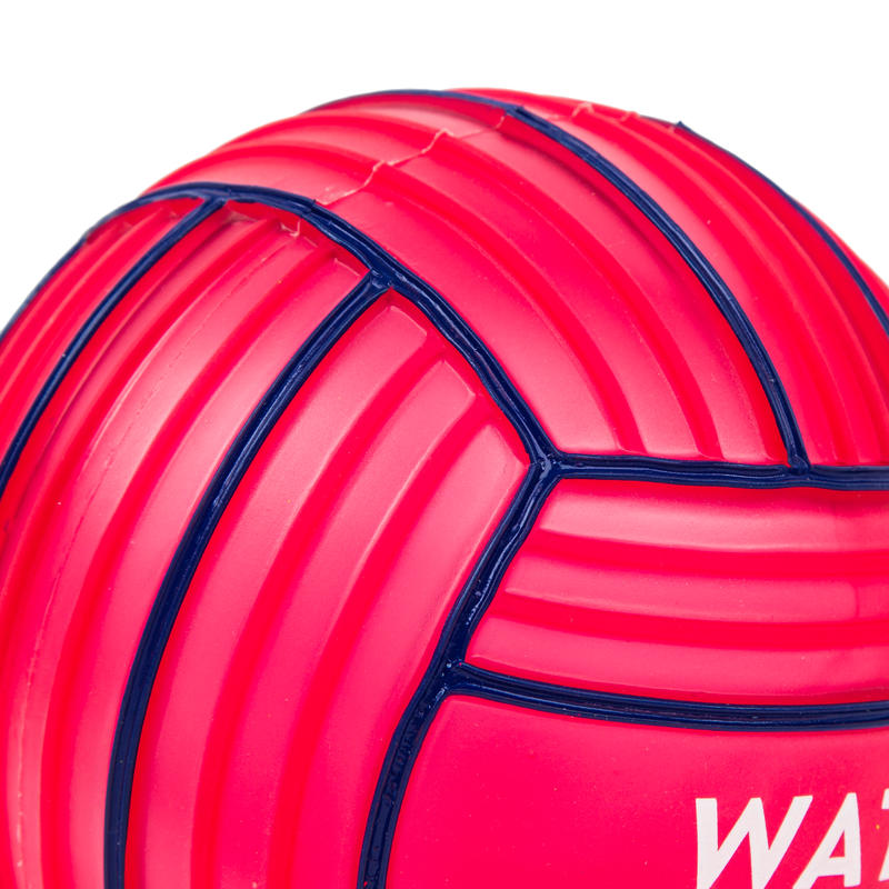 Small Grippy Pool Ball - Red