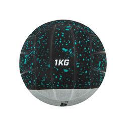 Wasserball WP500 beschwert 1kg Größe5