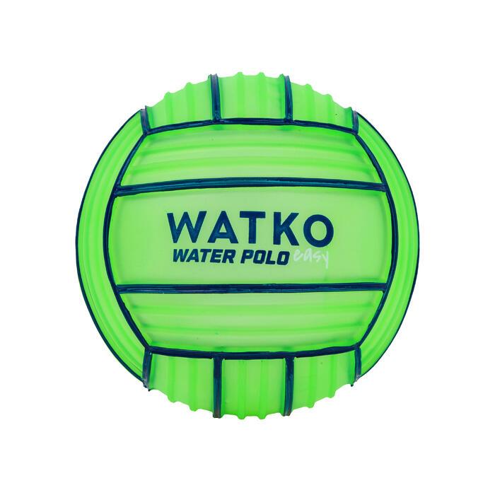 Kleine zwembadbal grip groen