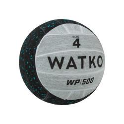BALLON WATER POLO WP500 LESTÉ 800 G TAILLE 4