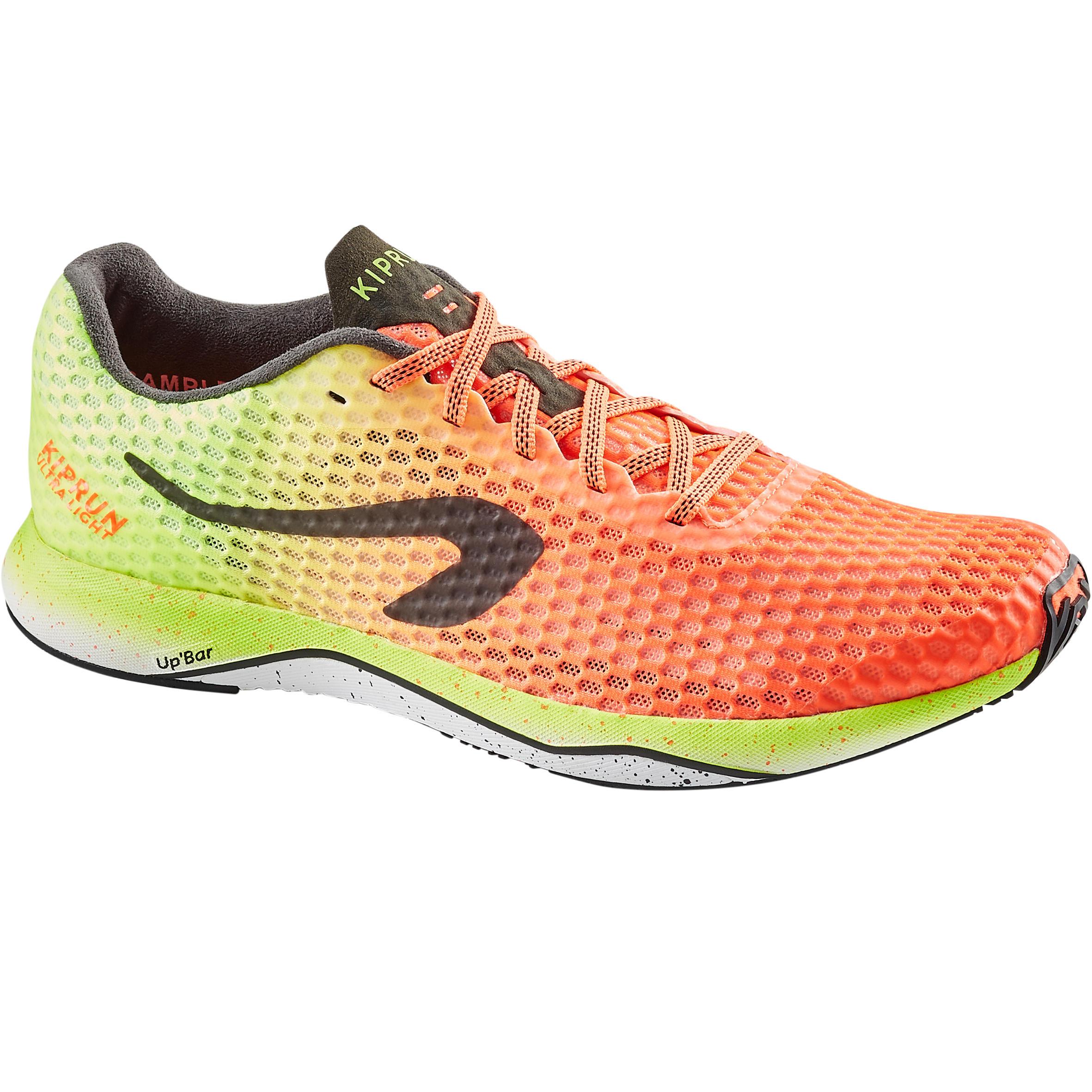 lightest men's running shoes