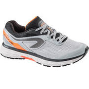 KIPRUN LONG 2 MEN'S RUNNING SHOES - GREY