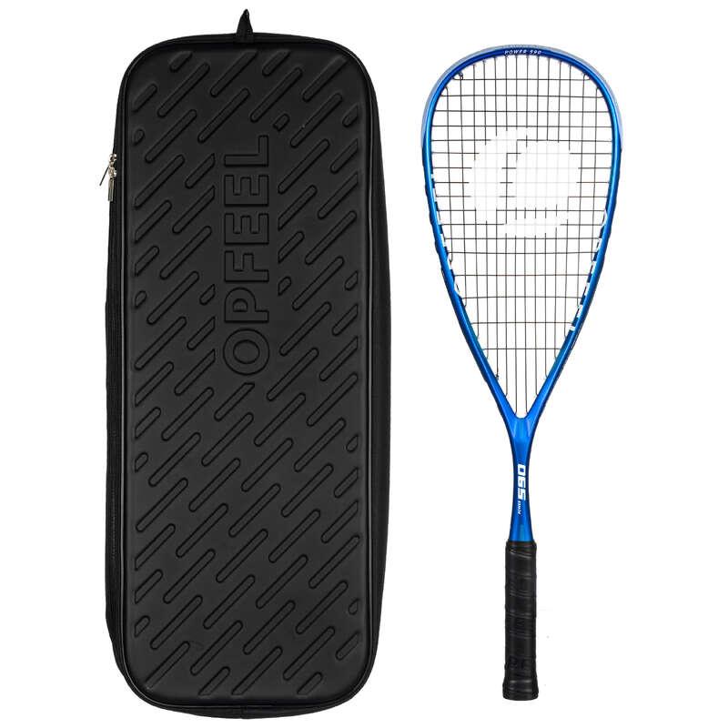 FELNŐTT FALLABDA FELSZERELÉSEK Squash, padel - Squash ütő szett (SR590 Power) OPFEEL - Squash, padel
