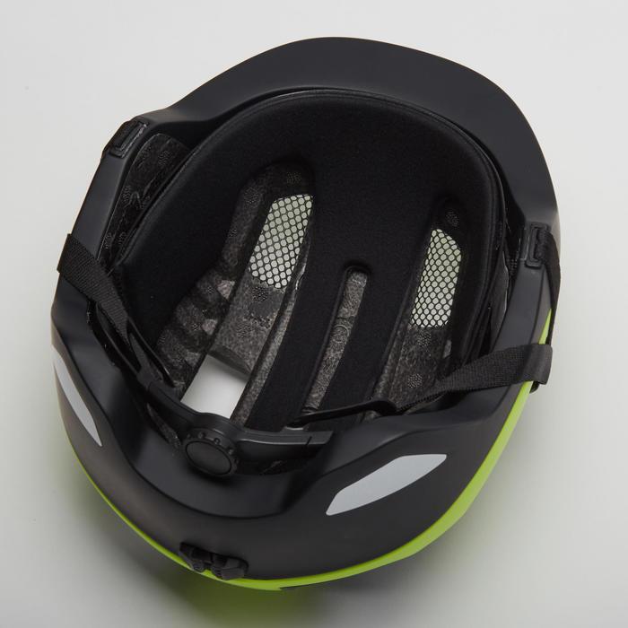 540 City Cycling Helmet Yellow