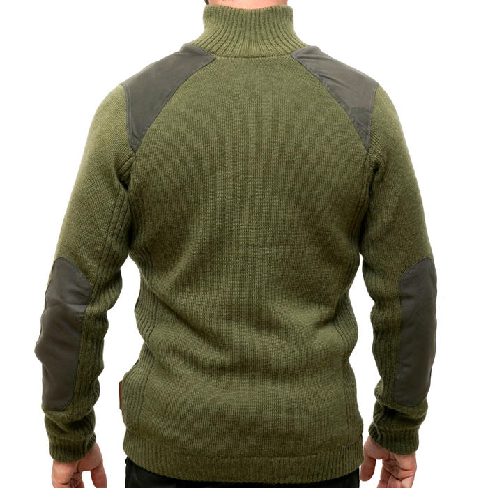 Pull chasse 900 Laine Coupe-Vent
