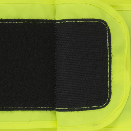 Visibility Strip For Bags - Neon Yellow