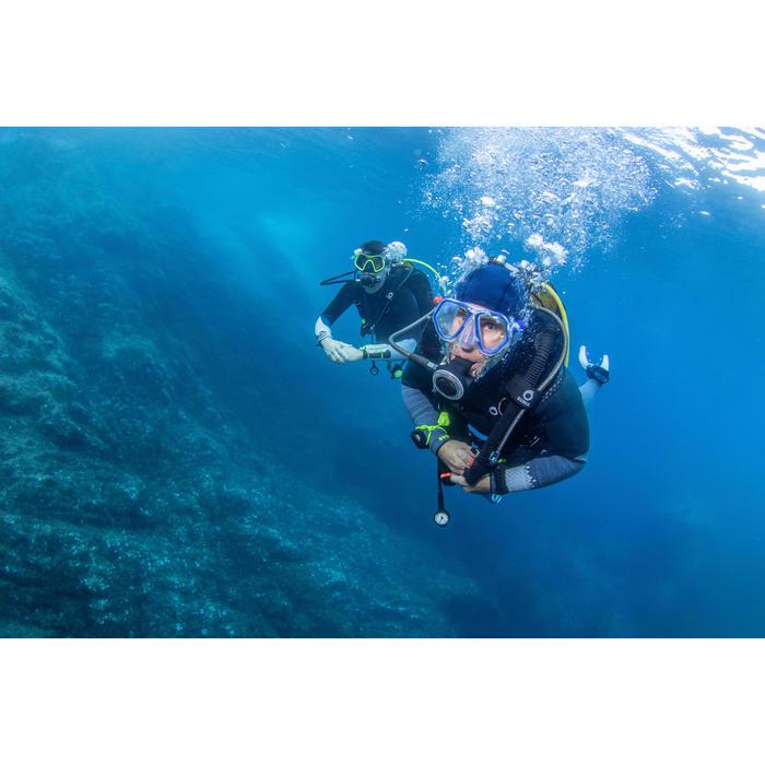 Gilet stabilisateur de plongée sous-marine enveloppant SCD 500 modèle 2020