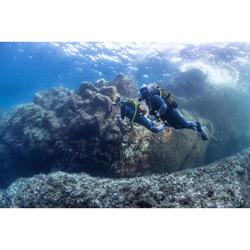 Cagoule de plongée sous-marine en néoprène SCD 2 mm