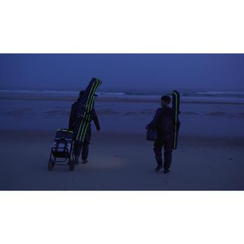 Trousse moulinet pêche en surfcasting
