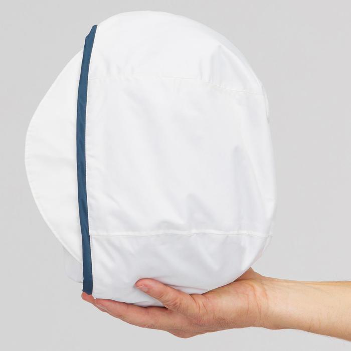Veste imperméable de voile SAILING 100 homme Bleu blanc