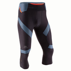 Compressiekuitbroek voor heren, voor trail
