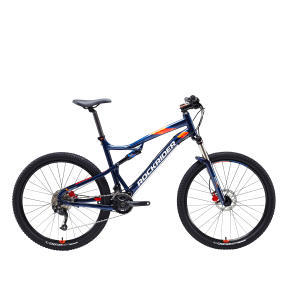 VTT ROCKRIDER ST 540 S BLUE ORANGE